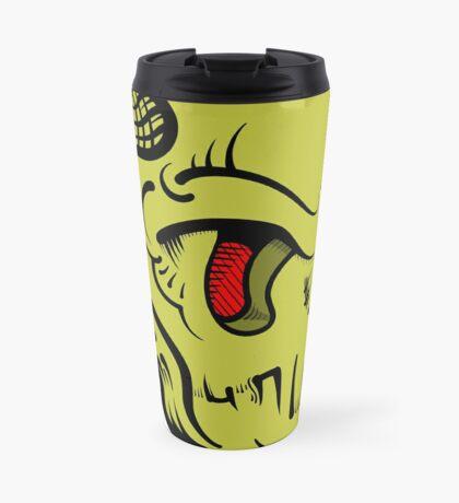 Skully Travel Mug