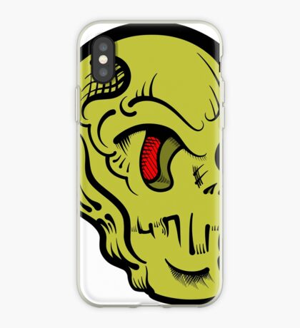 Skully iPhone Case