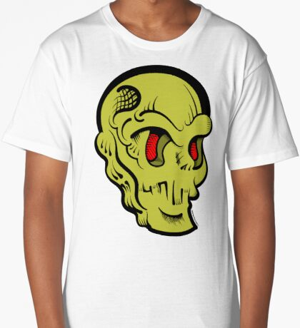 Skully Long T-Shirt