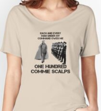 One Hundred Commie Scalps Women's Relaxed Fit T-Shirt
