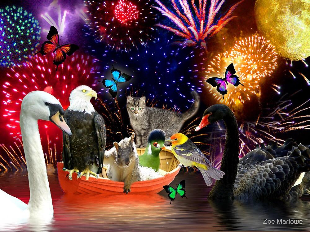 Happy Fourth Of July by Zoe Marlowe