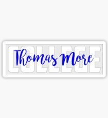 Thomas More College, KY Sticker
