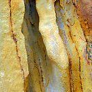 Sandstone Ripples by Bev Woodman