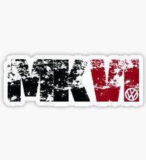 MKVI  Sticker