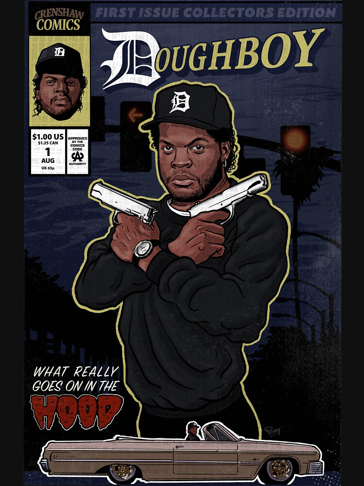 Doughboy Issue 1 by salamincheese