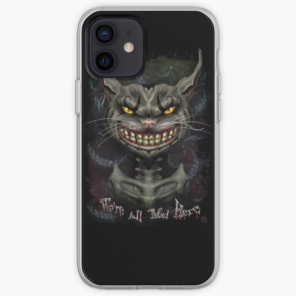 Cheshire Cat iPhone Soft Case