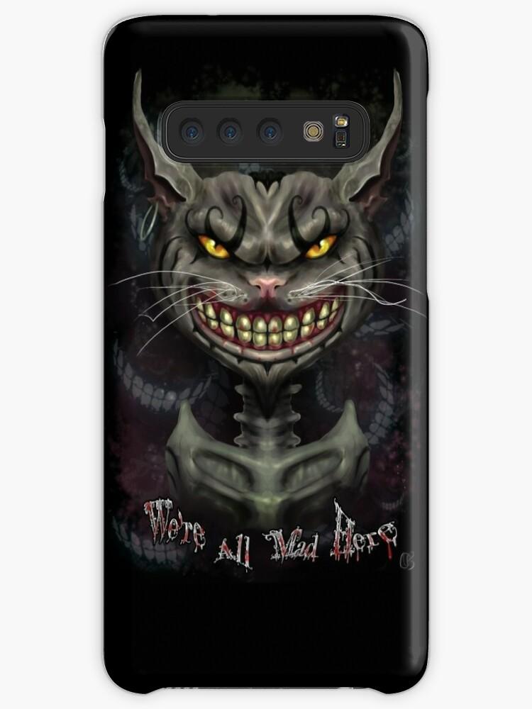 «gato de Cheshire» de Fenrirprime