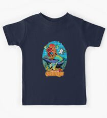 The Funny Little Cthulhu Kids Clothes