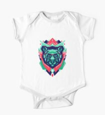Cute Bear Funny Kids Clothes