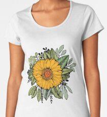SUNFLOWER Women's Premium T-Shirt