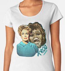 Joan Crawford - Trog Women's Premium T-Shirt