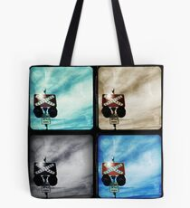 Crossing Polyptych Tote Bag