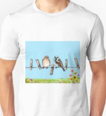 Online Dating Sparrows T-Shirt