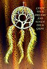 Dream Catcher Gold by Linda Callaghan