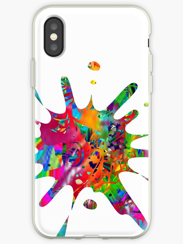 Colorful Splash by ShyneR