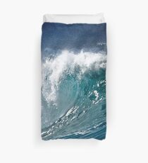 Winter Waves At Pipeline 15 Duvet Cover