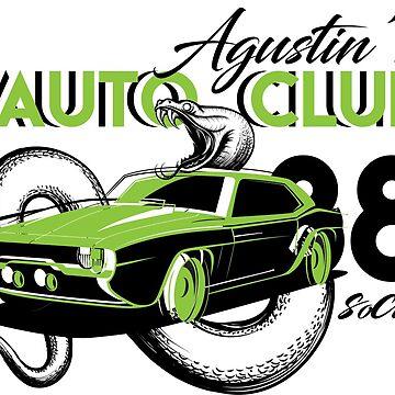 Agustins Auto Club  by Album