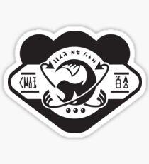 Grizzco Logo - Single Color Sticker