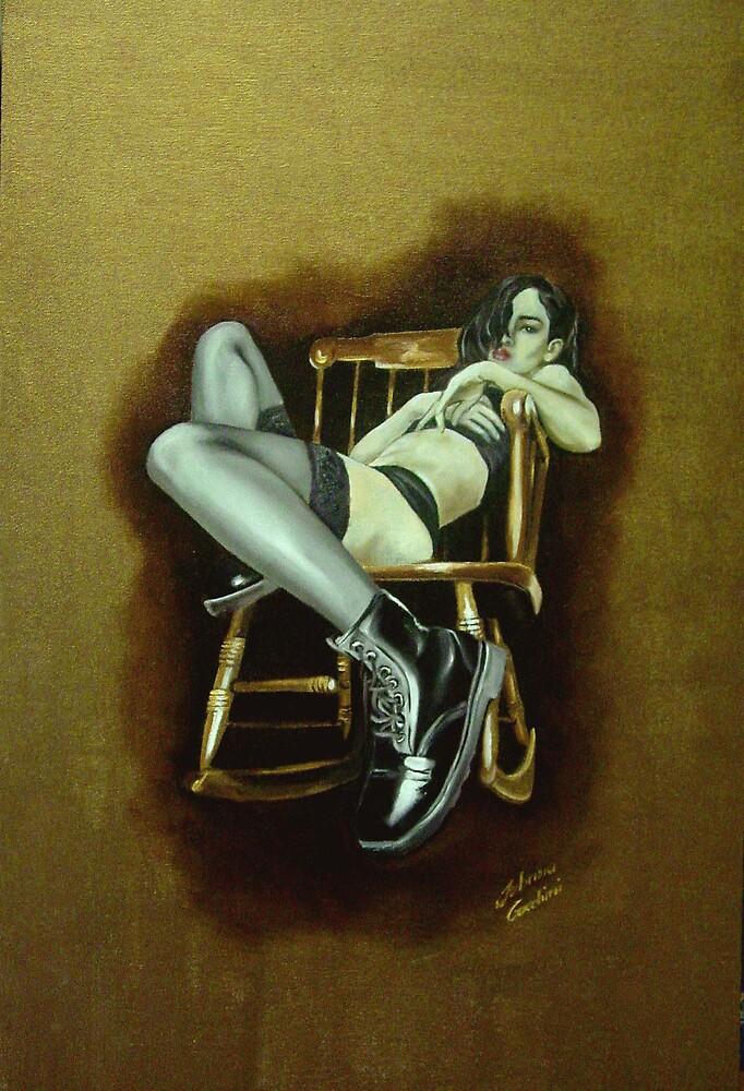 Mi basto by Fabrizia Tocchini