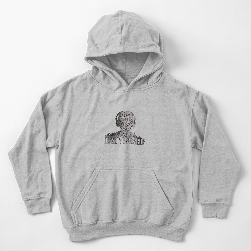 Lose Yourself Kids Pullover Hoodie