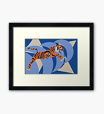Tiger Framed Print
