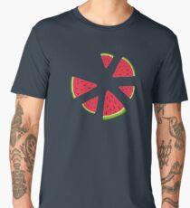 Watermelons in the dark Men's Premium T-Shirt