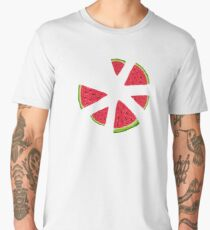 Watermelons in the dark Men's Premium T-Shirt