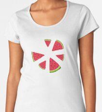Watermelons in the dark Women's Premium T-Shirt
