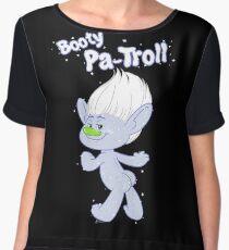 Trolls Guy Diamond: Booty Pa-Troll Chiffon Top