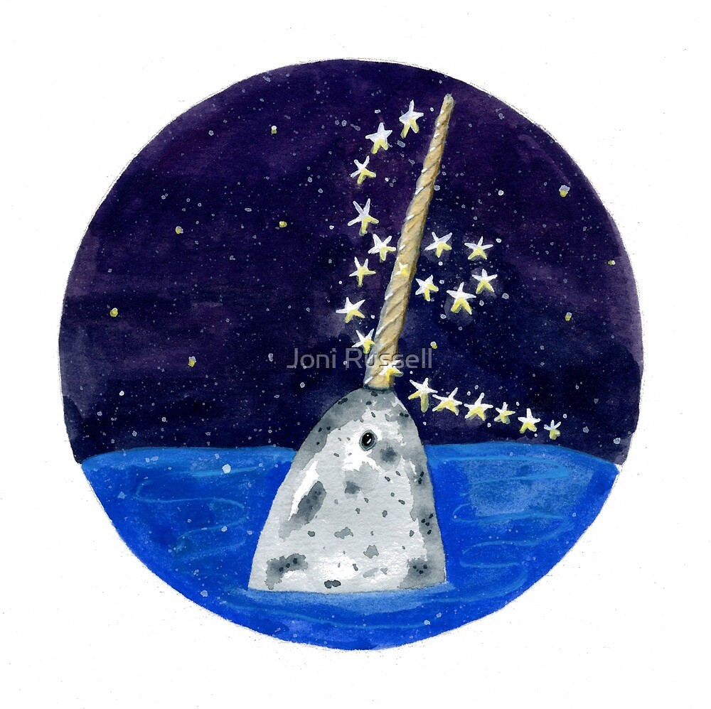 Narwhal Magic by Joni Russell