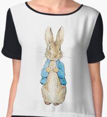 Peter Rabbit Chiffon Top