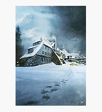 The Overlook Hotel  Photographic Print