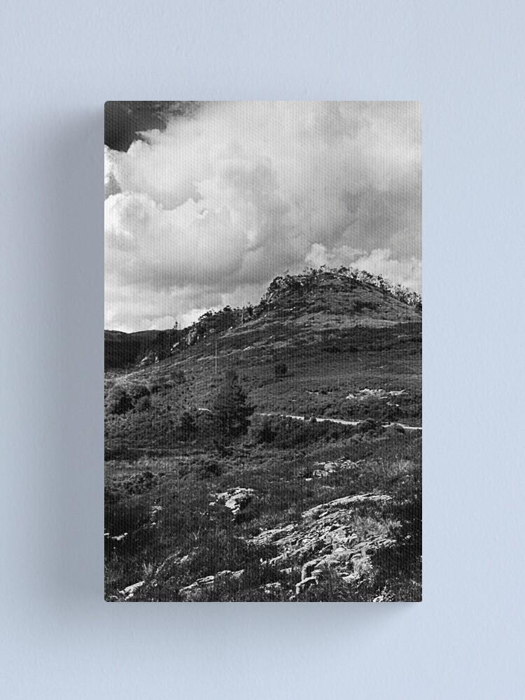 Alternate view of Leaving Skye Canvas Print