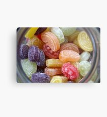 Heller & Strauss Tutti Frutti Fruit Flavored Candies - Made In Germany Metal Print