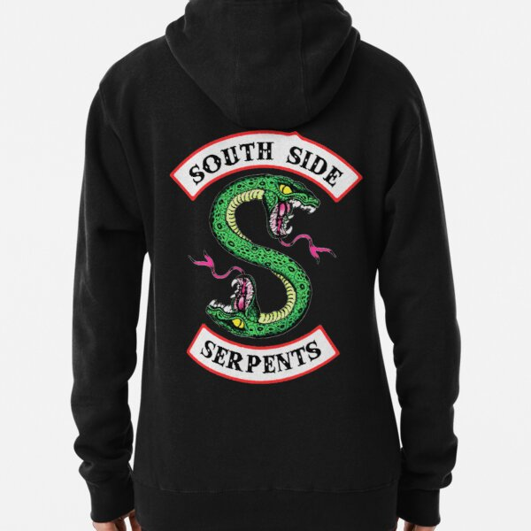 Hoodie des serpents de Southside Sweat à capuche épais