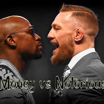 Mayweather vs McGregor by alsadad