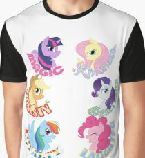 Elements of Harmony Graphic T-Shirt