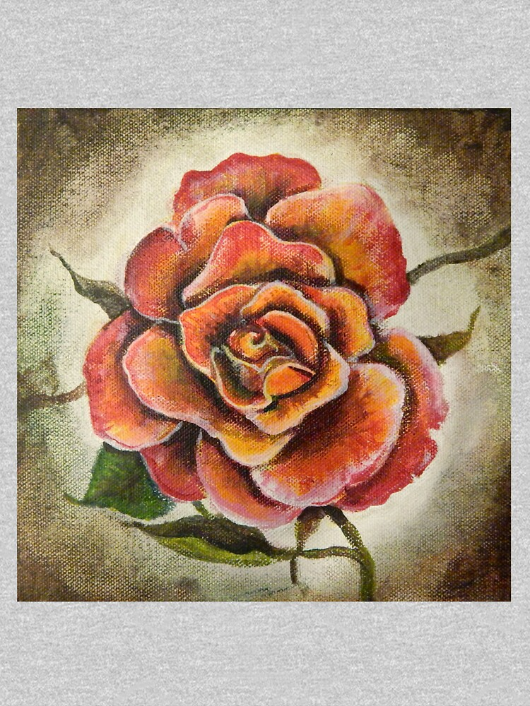 Rose in Full Bloom by GretchenSmith
