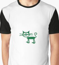 i love my cat Graphic T-Shirt
