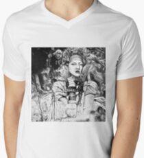 Sweet oblivion, 2017, 50-50 cm, graphite crayon on paper T-Shirt