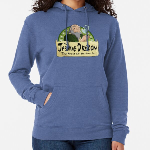 The Jasmine Dragon Tea House Lightweight Hoodie
