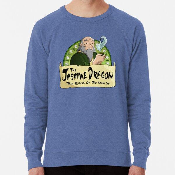 The Jasmine Dragon Tea House Lightweight Sweatshirt