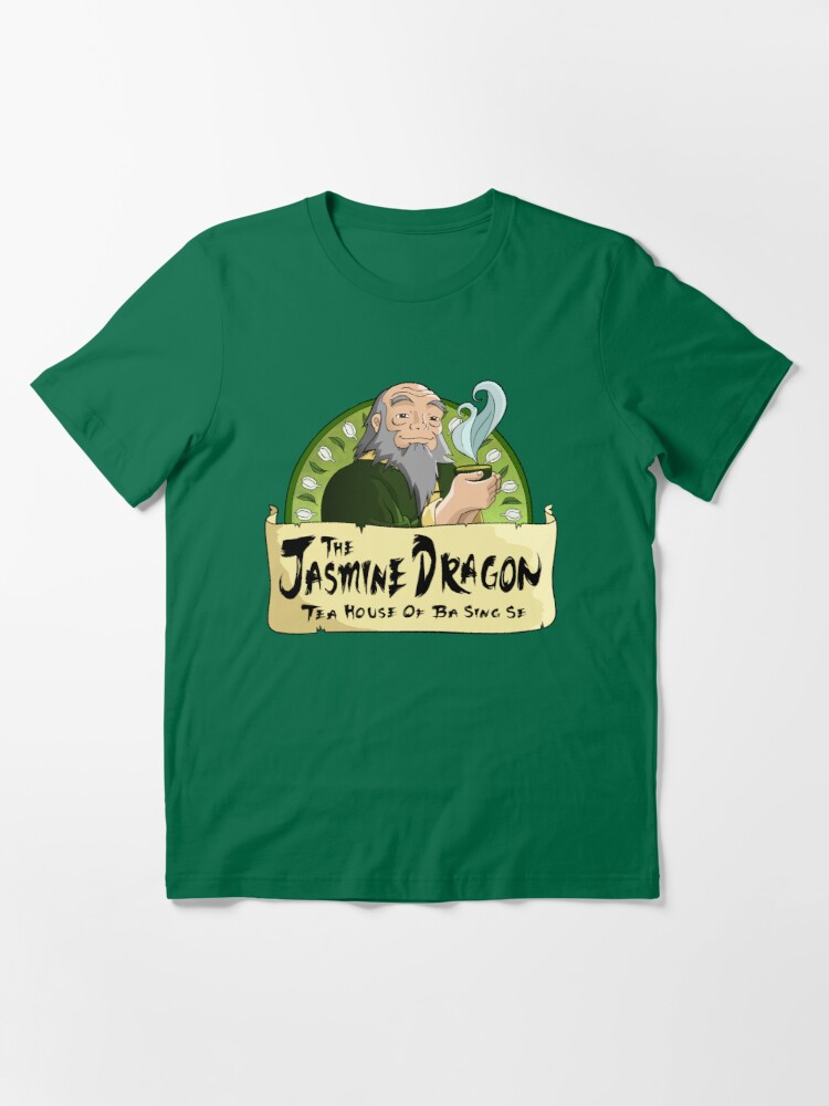 Alternate view of The Jasmine Dragon Tea House Essential T-Shirt