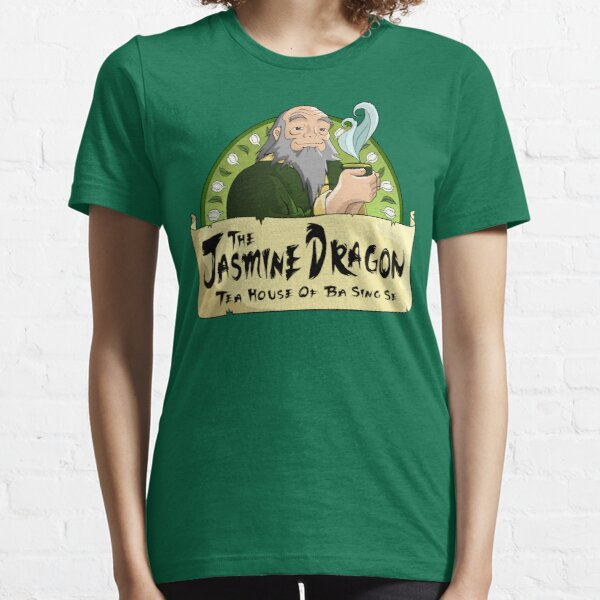 The Jasmine Dragon Tea House Essential T-Shirt