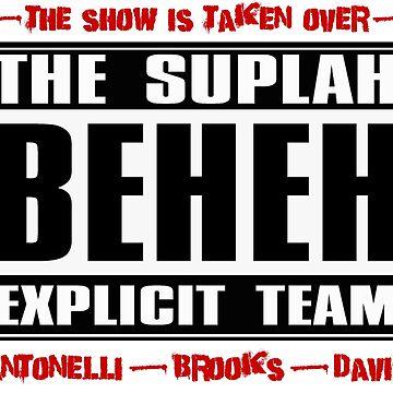 Explicit Team Beheh by TheSuplah