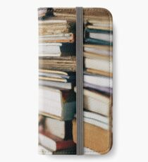 books iPhone Wallet/Case/Skin