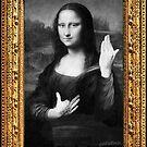 Mona Hero by BigFatArts