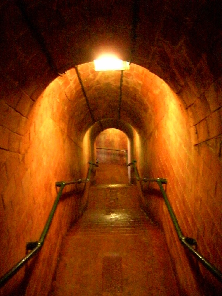 Smuggler's Tunnel by Ben Sellars