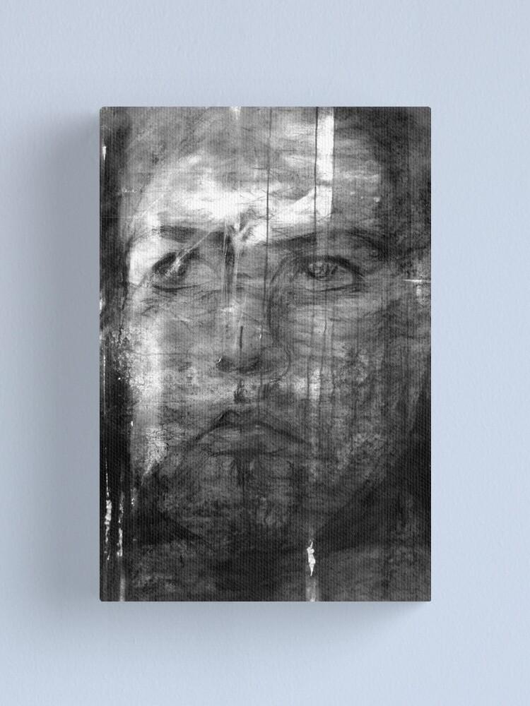 Alternate view of elegius Canvas Print