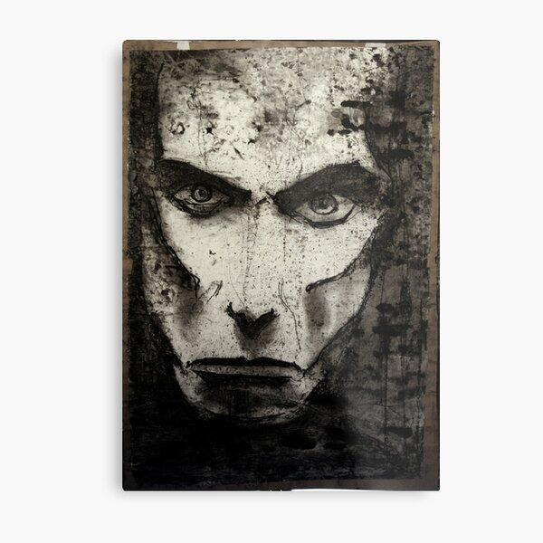 portrait of j osterburg Metal Print